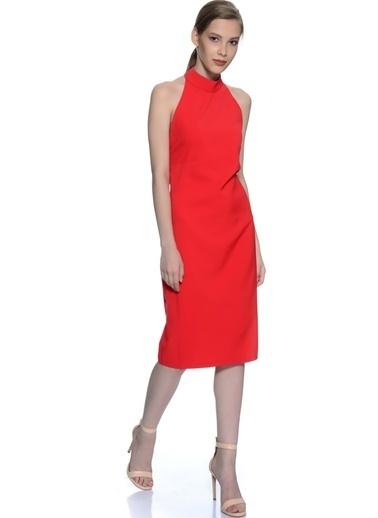 Fashion Elbise Kırmızı